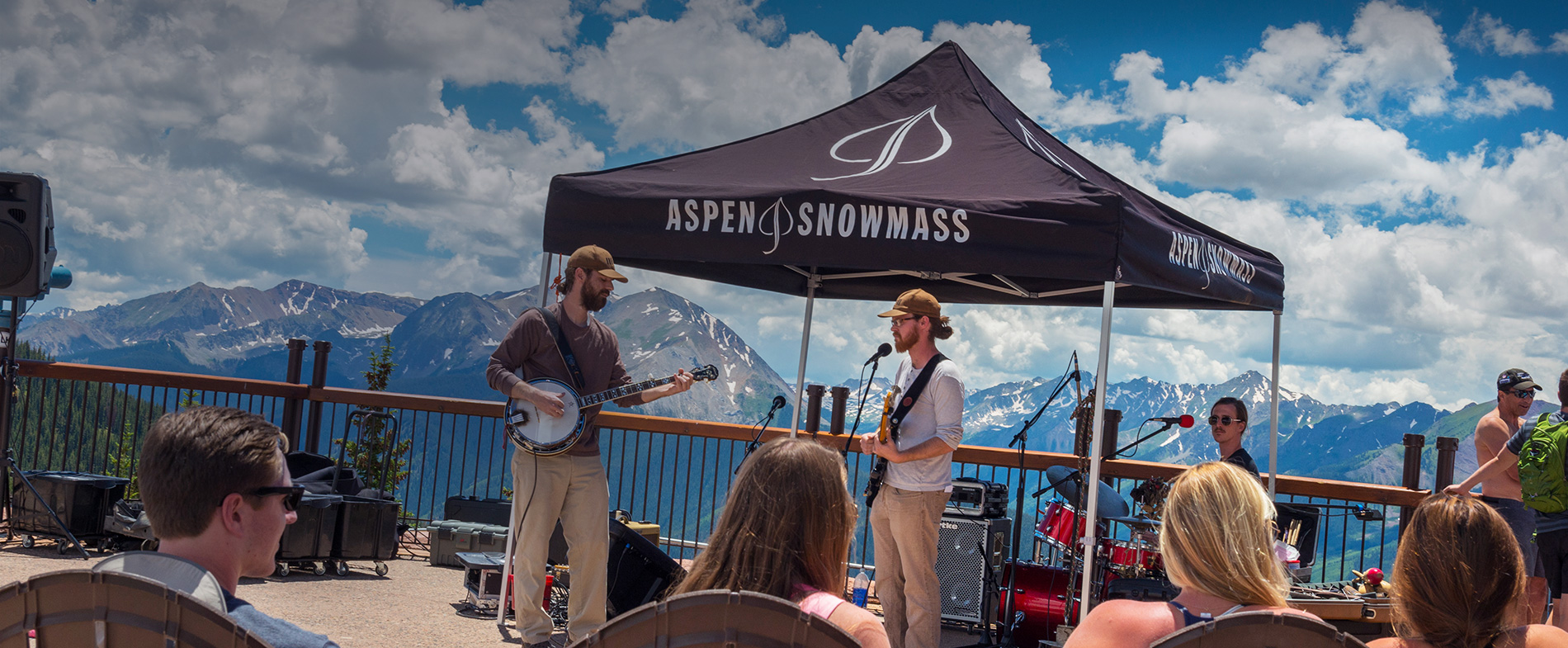 bluegrass concerts on aspen mountain