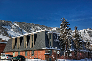 Aspen condos near the ski area