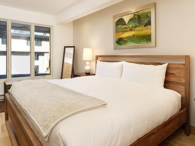 New luxury bedding Aspen Vacation Rentals