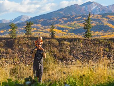 Visit Aspen in the fall
