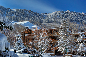 Aspen condos closest to the ski slopes