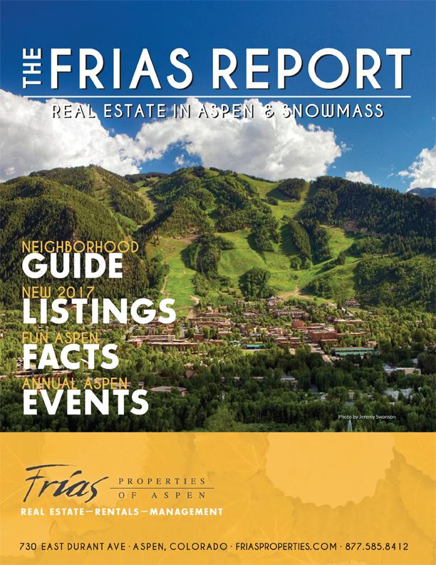 Frias Report - Summer 2017