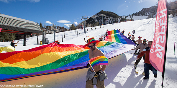 Gay Ski Week Lodging Discount
