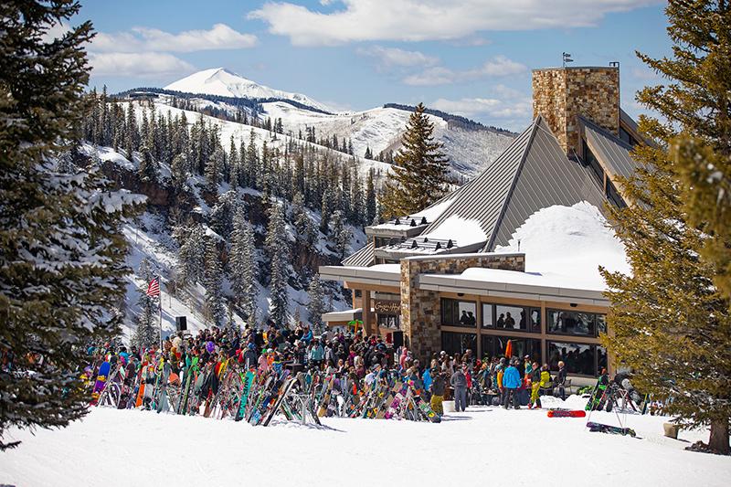 Gwyns High Alpine Closing Day Snowmass