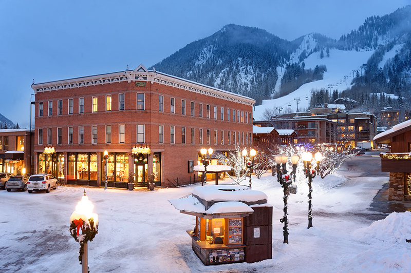 Independence Square Hotel Aspen