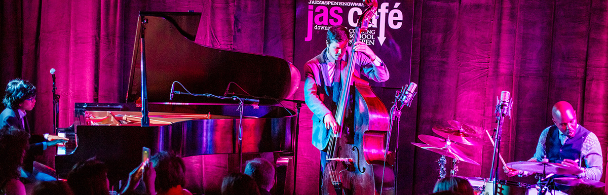 Jazz Aspen Snowmass Cafe Aspen Nightlife