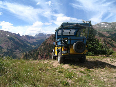 Jeep Tours with Blazing Adventures
