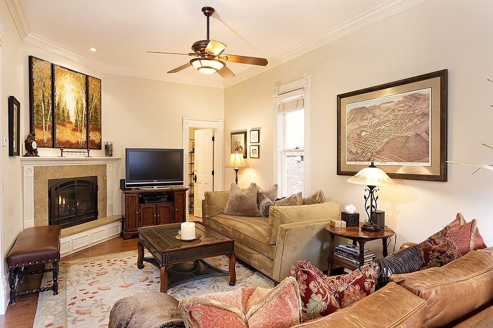 Aspen historic home rental