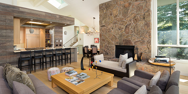 Aspen luxury private homes