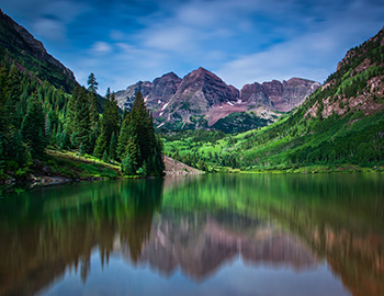 How to Access Maroon Bells Scenic Area