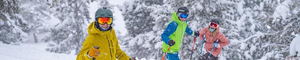 Mid-Winter Skiing in Aspen