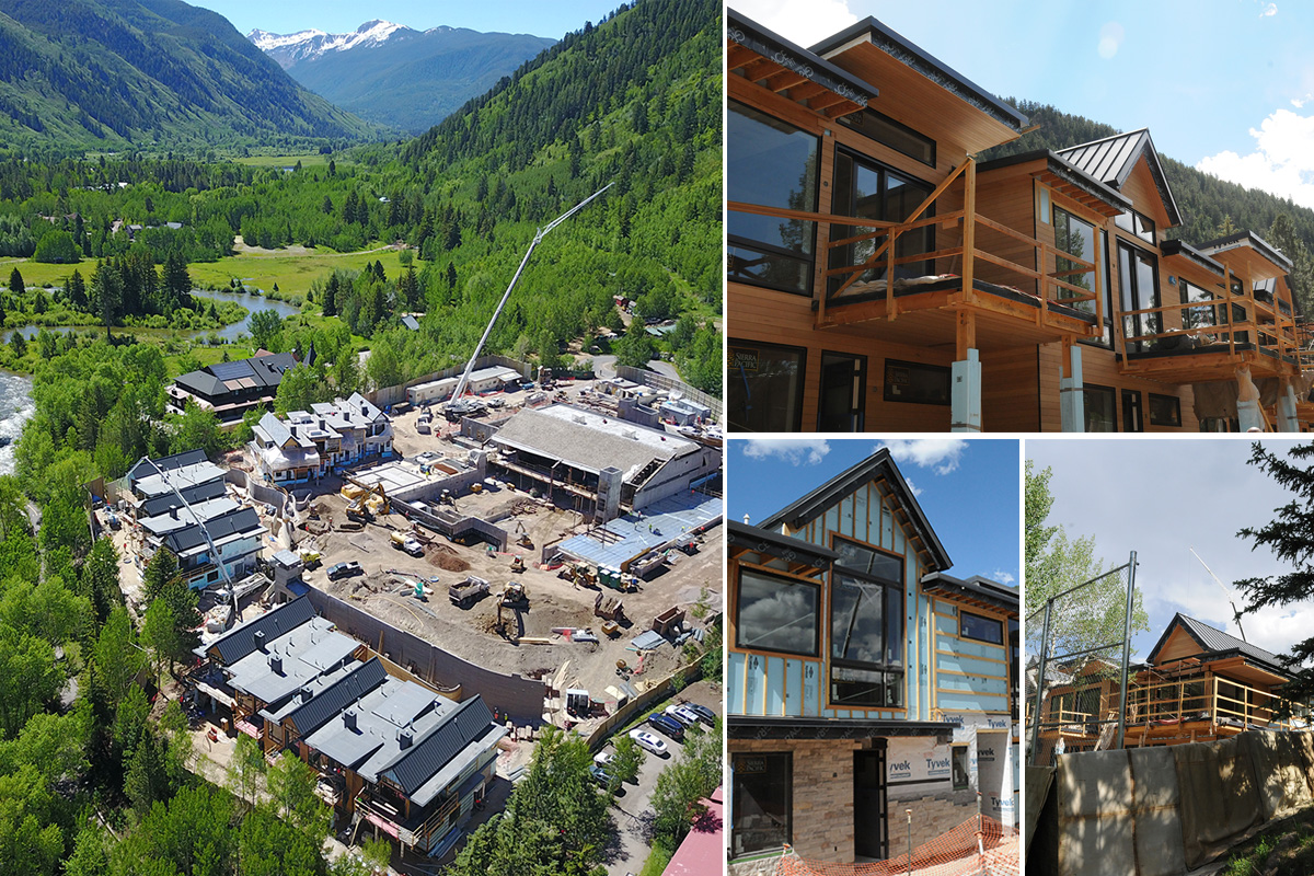 Aspen Club Residences July Construction Update