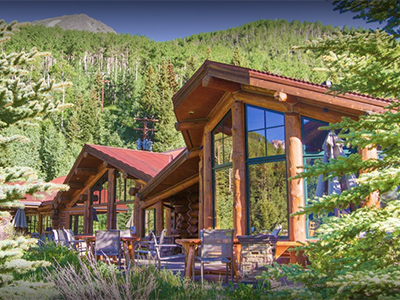 Pine Creek Cookhouse in Aspen