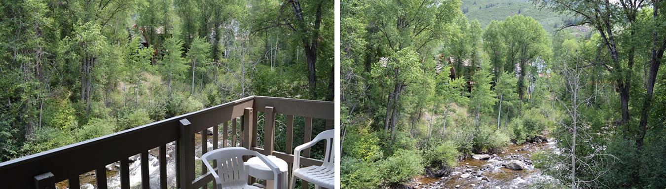 Riverview unit 8 aspen vacation rental