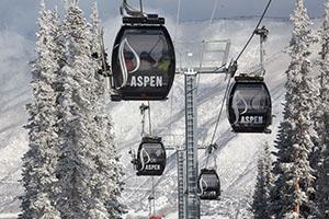 Ski in ski out to Aspen Mountain