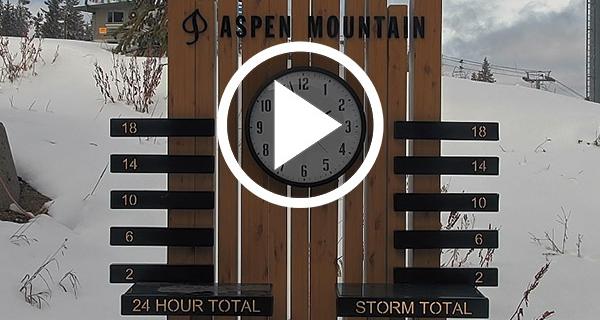 Aspen Snowmass Snow Report