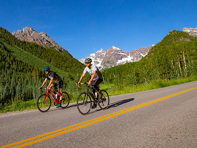 Why visit Aspen in the summer