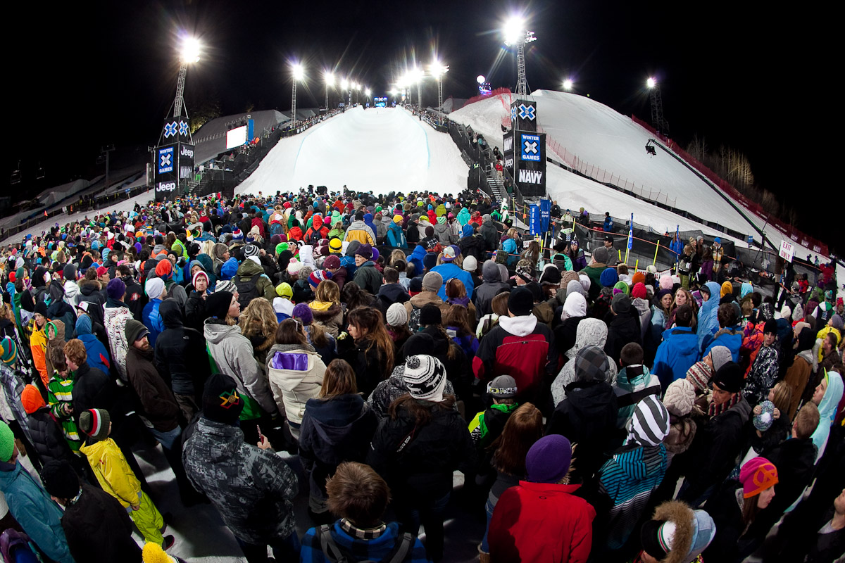 Aspen, Colorado Winter X Games: History and Future
