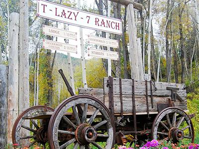 T Lazy 7 Ranch in Aspen