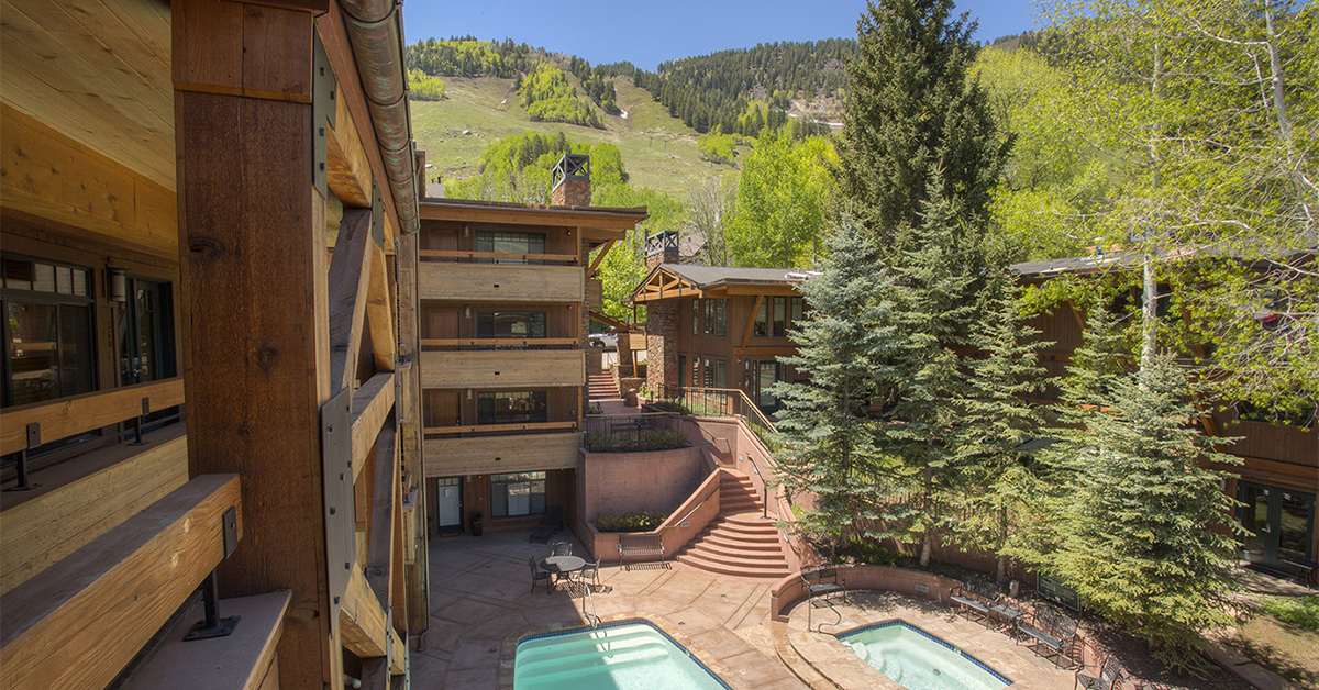 Aspen trip giveaway lodging