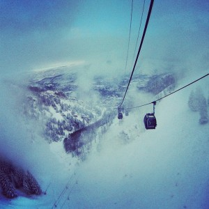 Hitch a ride to the top of Aspen Mountain on the Silver Queen Gondola and let the fun begin!