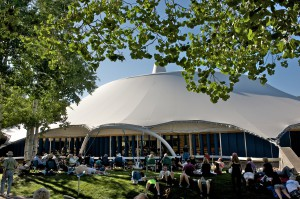 Check out the variety of cultural activities in the West End, including the Benedict Music Tent!