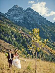 It's never too early to start planning the ultimate mountain wedding!