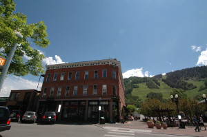 The Independence Square is Aspen's only historic hotel on the downtown mall.