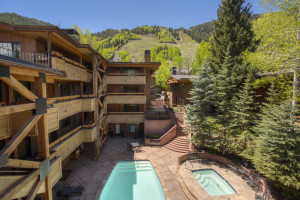The Fasching Haus is another great Aspen resort!
